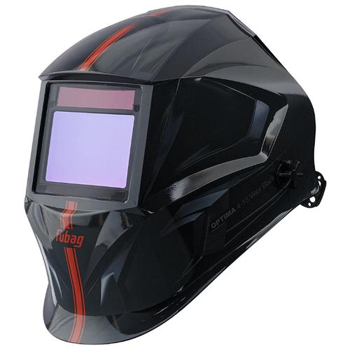 Маска Fubag Optima 4-13 Visor Black маска сварщика fubag хамелеон optima 4 13 38438 visor black