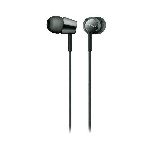 цена на Наушники Sony MDR-EX155 черный