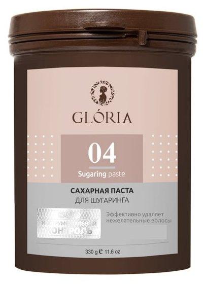Паста для шугаринга Gloria Ультра-мягкая в банке