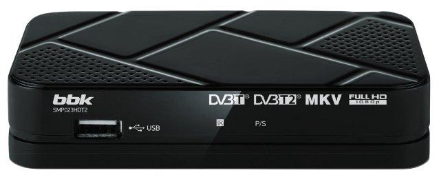 BBK TV-тюнер BBK SMP023HDT2