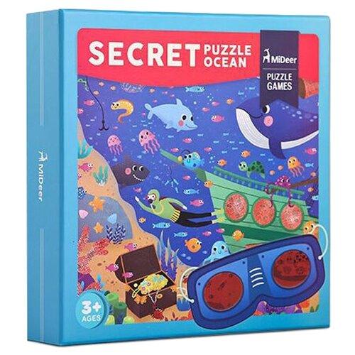 Пазл MiDeer Океан с волшебными очками (MD3011), 35 дет.Пазлы<br>