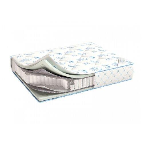 Матрас CORRETTO Memory Box Spring, 160x186 см, пружинный матрас corretto memory box spring 160x186 пружинный