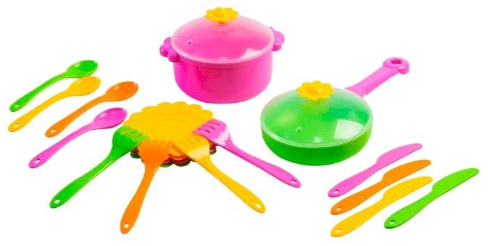 Набор посуды Тигрес Ромашка 39147