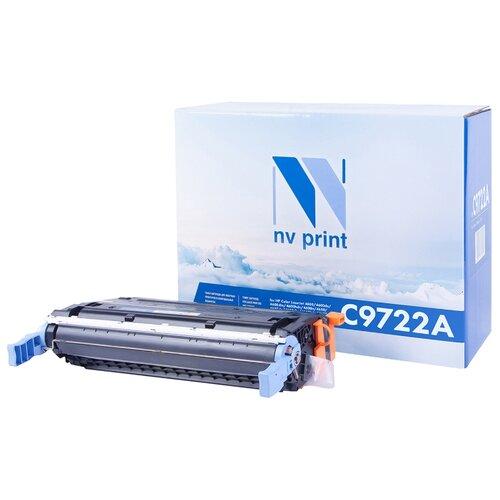 Фото - Картридж NV Print C9722A для HP, совместимый картридж nv print cb383a для hp совместимый