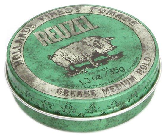 REUZEL Помада Green Medium Hold