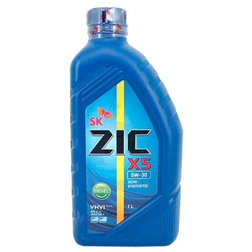 Моторное масло ZIC X5 DIESEL 5W-30 1 л