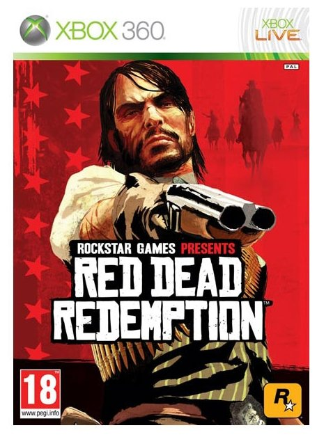 Red Dead Redemption фото 1