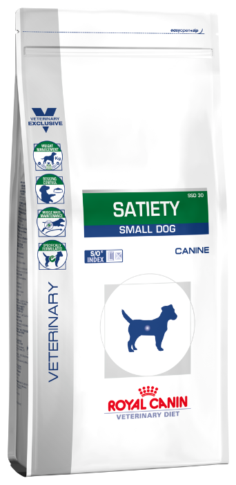 Корм для собак Royal Canin Satiety Small Dog SSD30