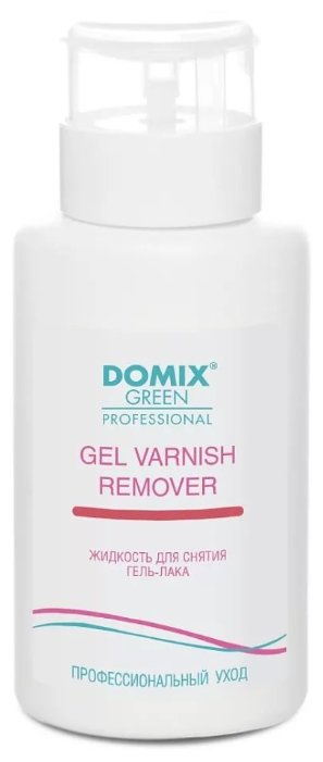 Domix Green Professional Gel Varnish Remover Жидкость