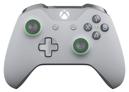 Microsoft Геймпад Microsoft Xbox One Wireless Controller Color