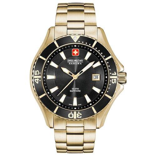 Наручные часы Swiss Military Hanowa 06-5296.02.007 наручные часы swiss military hanowa наручные часы