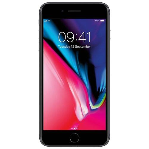Купить Смартфон Apple iPhone 8 Plus 64GB серый космос (MQ8L2RU/A)