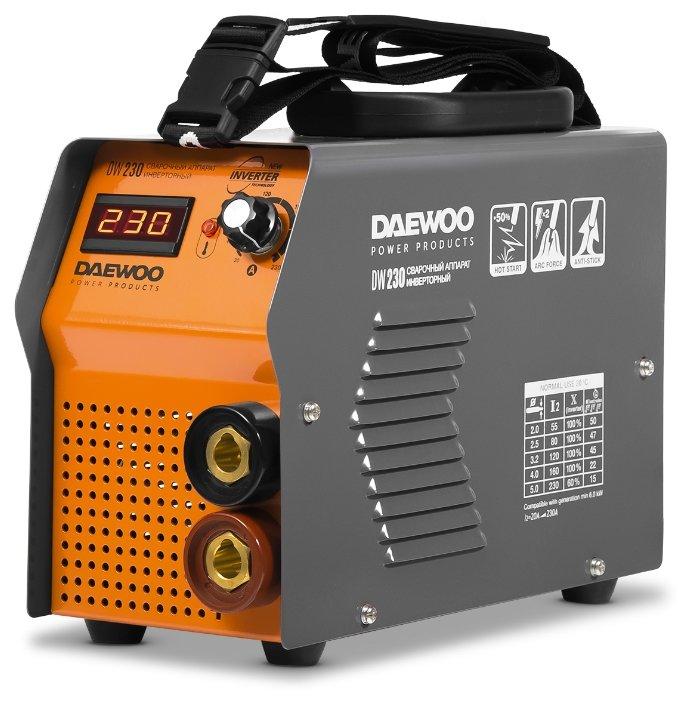 Сварочный аппарат Daewoo Power Products DW 230