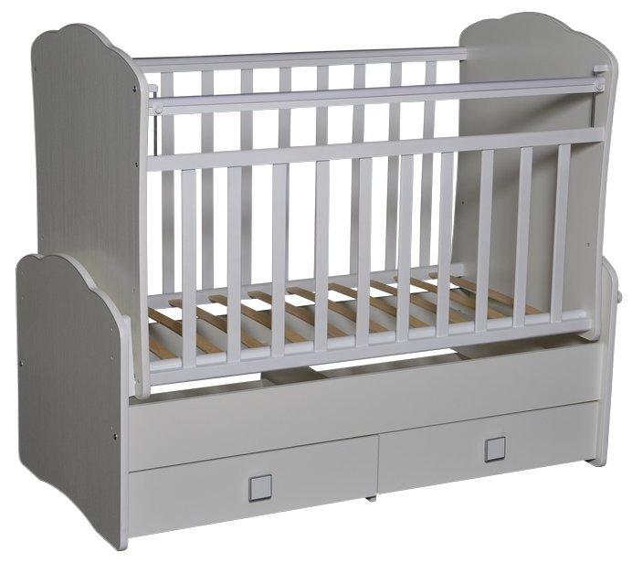 Кроватка Антел Ульяна-3 (съемные боковины и стенки)