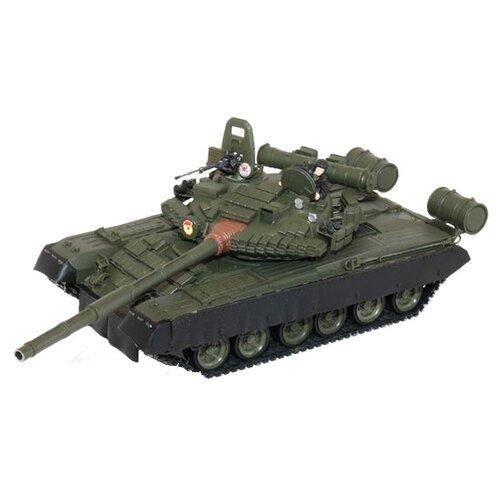 Фото - Сборная модель ZVEZDA Основной боевой танк Т-80БВ (3592) 1:35 танк т 80бв