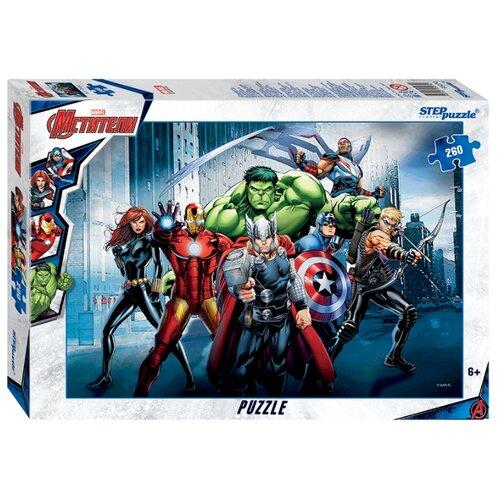Купить Пазл Step puzzle Marvel Мстители - 3 (95074), элементов: 260 шт., Пазлы