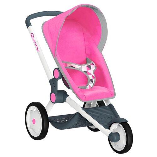 Прогулочная коляска Smoby MC&Quinny 255097 розовый smoby сортер корзинка cotoons цвет розовый