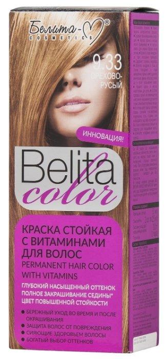 Белита-М Belita Color Стойкая краска для волос