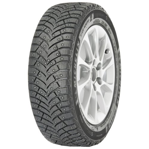 Автомобильная шина MICHELIN X-Ice North 4 225/55 R17 101T зимняя шипованная michelin x ice 3 run flat 225 55 r17 97h шип