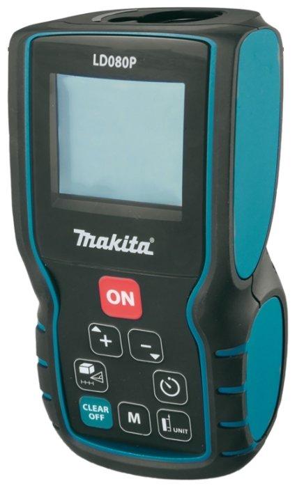 Лазерный дальномер Makita LD080P — купить по выгодной цене на Яндекс.Маркете