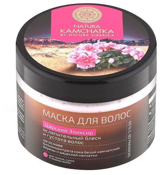 Natura Siberica Kamchatka Маска для волос «Царский эликсир»