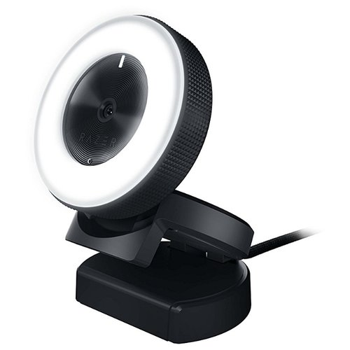 Веб-камера Razer Kiyo черный