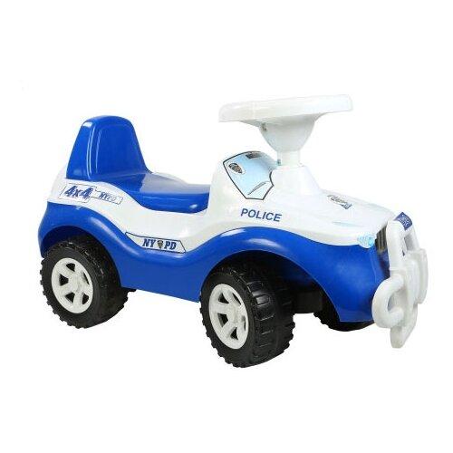 Купить Каталка-толокар Orion Toys Джипик (105) со звуковыми эффектами полиция, Каталки и качалки
