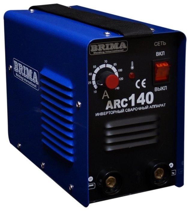 Сварочный аппарат BRIMA ARC-140