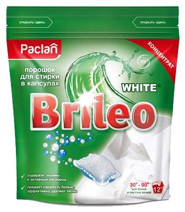 Капсулы Paclan Brileo White