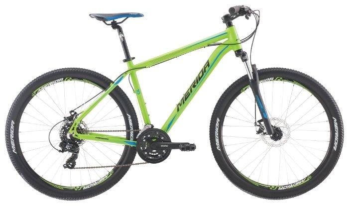 Горный (MTB) велосипед Merida Big.Seven 10-MD (2017)