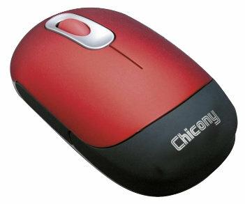 Мышь Chicony MS-0522 Red-Black USB