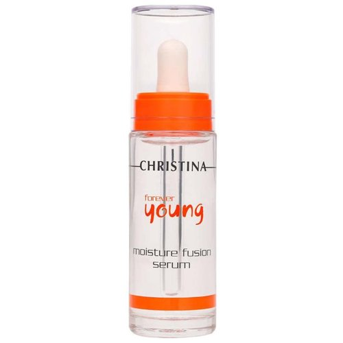 Купить Christina Forever Young Moisture Fusion Serum Сыворотка для лица для интенсивного увлажнения, 30 мл