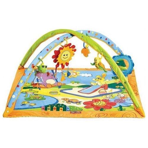 Купить Развивающий коврик Tiny Love Солнечный денек (1201708678), Развивающие коврики