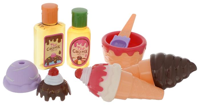 Набор продуктов с посудой Mary Poppins Кафе-мороженое 453059 фото 1