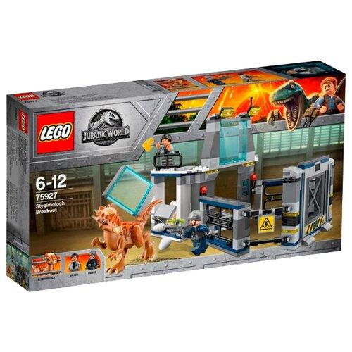 Купить Конструктор LEGO Jurassic World 75927 Побег Стигимолоха из лаборатории, Конструкторы