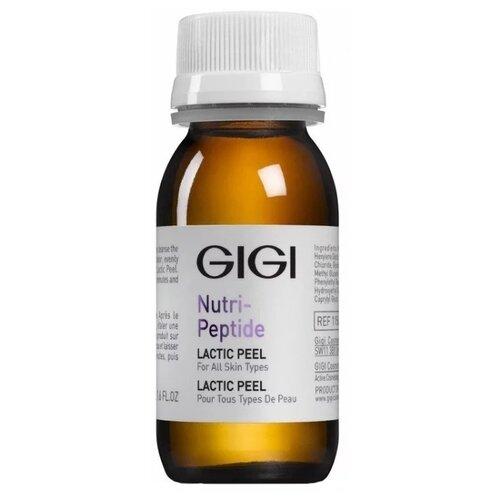 Gigi пилинг для лица Nutri-Peptide Пептидный молочный 50 мл