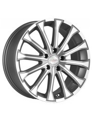 Диски Racing Wheels H-461 8,5x20 5x108 D63.4 ET50 цвет SDS F/P - фото 1