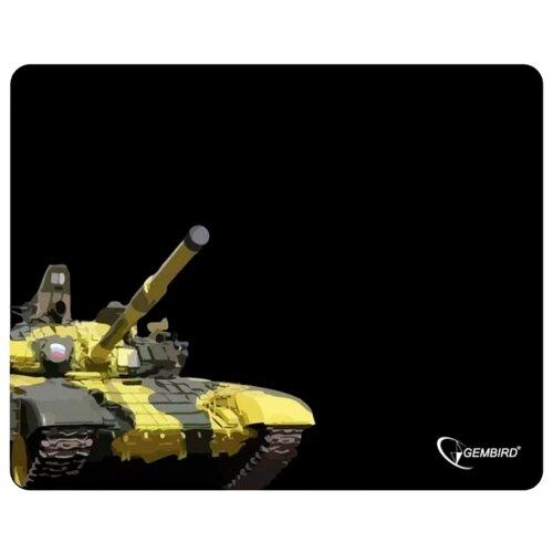 Коврик Gembird MP-GAME10 черный/танк коврик gembird mp game13 черный танк