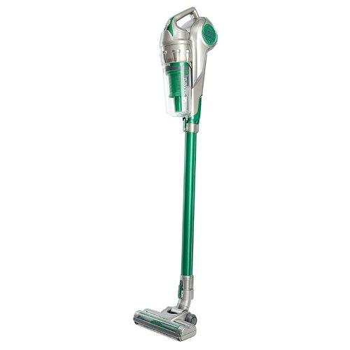 Пылесос Kitfort KT-517-3, серо-зеленый ручной пылесос handstick kitfort kt 525 3 600вт черный зеленый