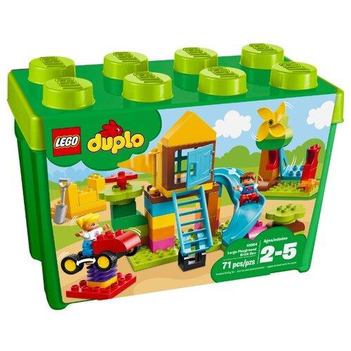 Купить Конструктор LEGO Duplo 10864 Большая игровая площадка, Конструкторы