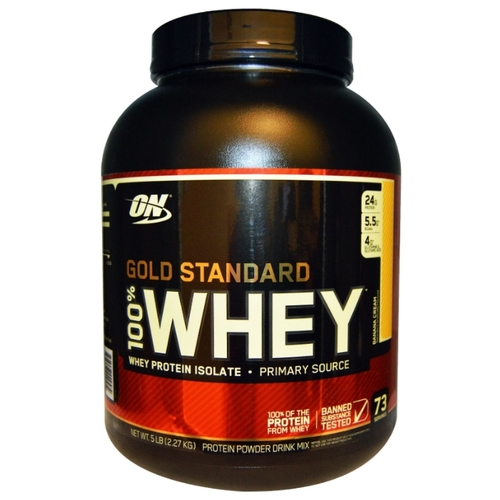 Купить Протеин Optimum Nutrition <b>100</b>% Whey <b>Gold</b> Standard ...