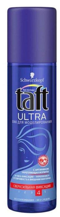 Taft Жидкий лак для волос Ultra