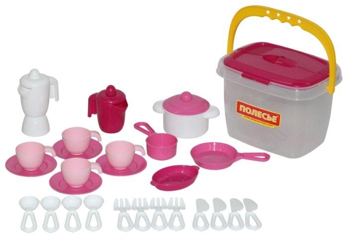 Набор посуды Полесье на 4 персоны 56573