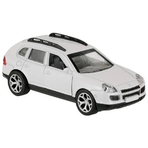 Купить Легковой автомобиль Handers Porsche Cayenne (HAC1602-020) 1:32 17 см белый, Машинки и техника