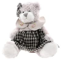 Мягкая игрушка Maxitoys Мишка Белла в платье 20 см