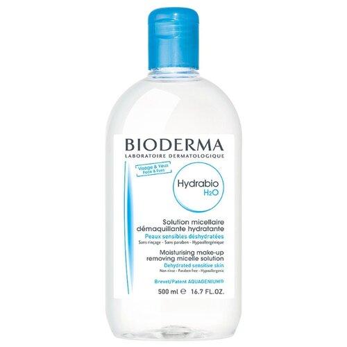 Bioderma мицеллярная вода Hydrabio, 500 мл bioderma abcderm h2o мицеллярная вода