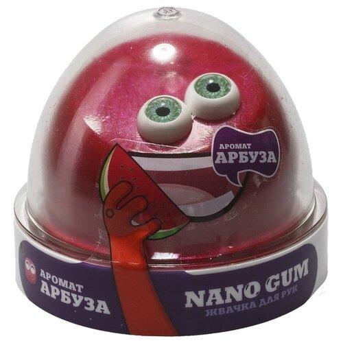 Купить Жвачка для рук NanoGum аромат арбуза 50 гр (NGAA50), Игрушки-антистресс