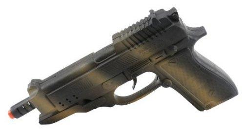 Детские игрушки Shantou Gepai Пистолет с трещоткой