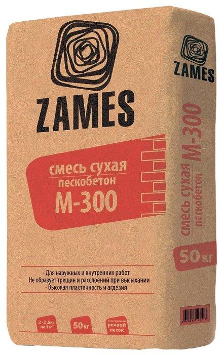 Пескобетон Zames М300, 50 кг