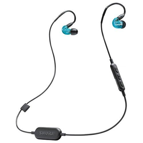беспроводные наушники shure se215 cl bt1 efs Беспроводные наушники Shure SE215 Wireless (BT1), blue